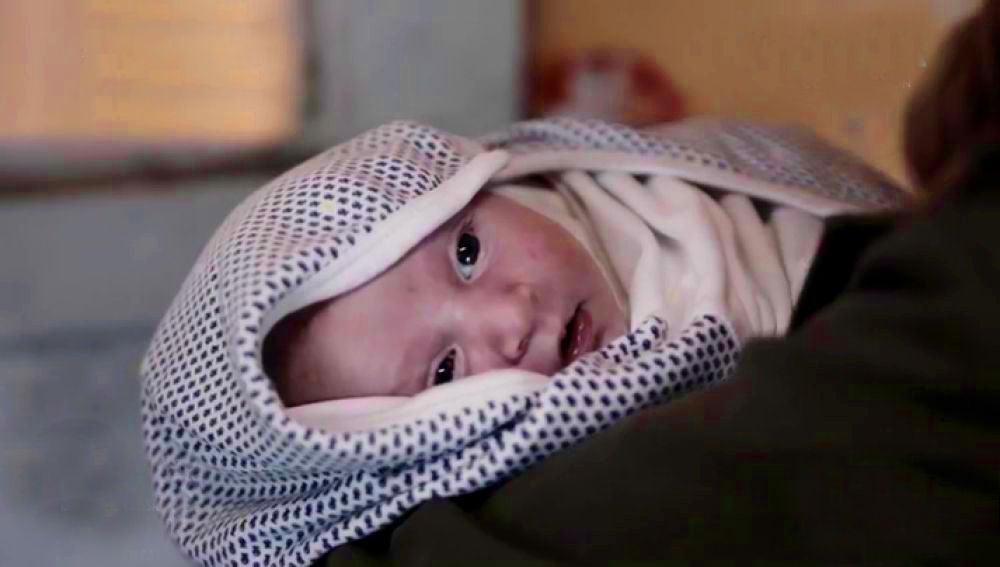 Bebé robado de Ece