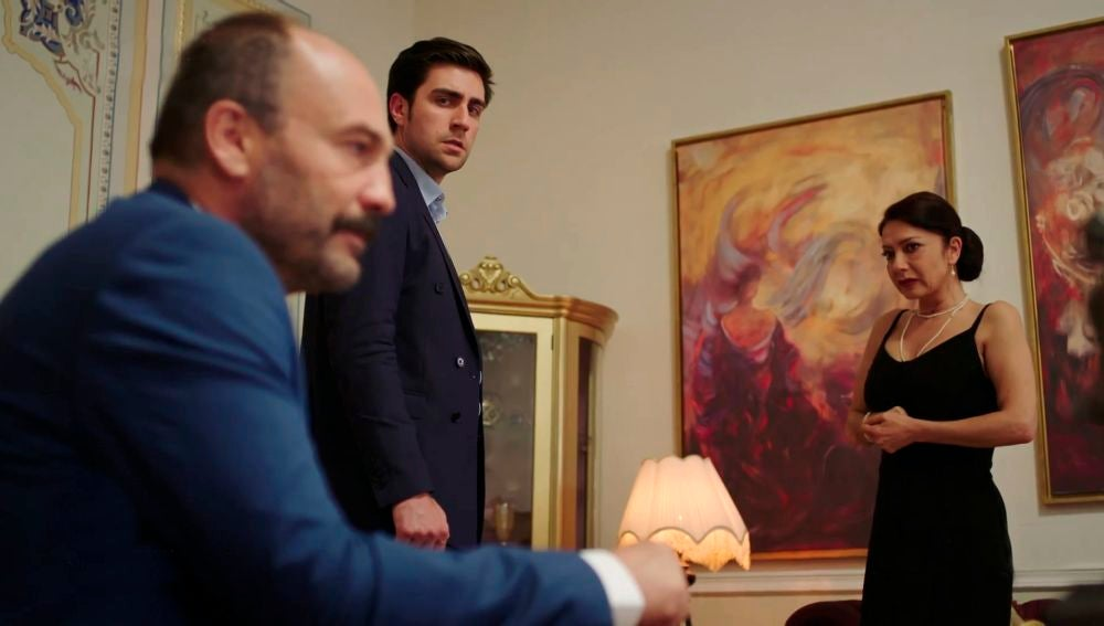 Yagiz, Kerimé y Hazum