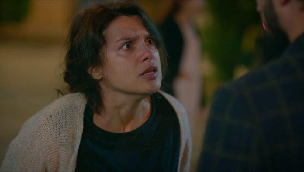 Zehra, a Miran: ¿Cómo se te ocurre dejar a unas hijas sin padre?