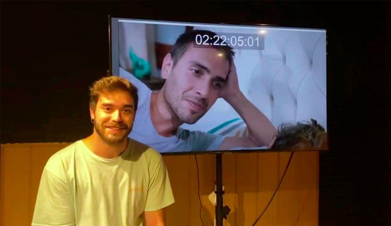 """Alejandro Moreno, la voz en castellano de Tahir Kaleli en 'Fugitiva': """"Lo que más me gusta de él es la sensación que transmite de verdad"""""""