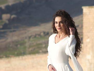 Ebru Sahin, Reyyan en 'Hercai', tiene un nuevo amor