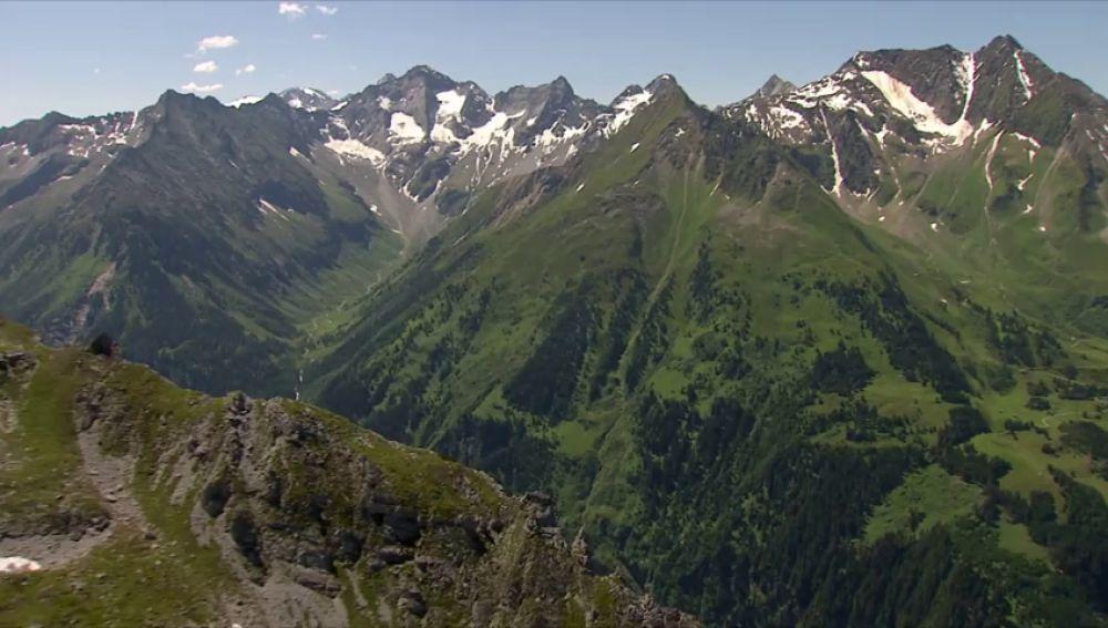 Estos son los mejores paisajes de 'Doctor en los Alpes'