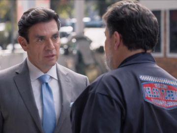 """Ernesto pone límites con la familia de Pedro: """"Les suplico que no se acerquen a Nicolás"""""""
