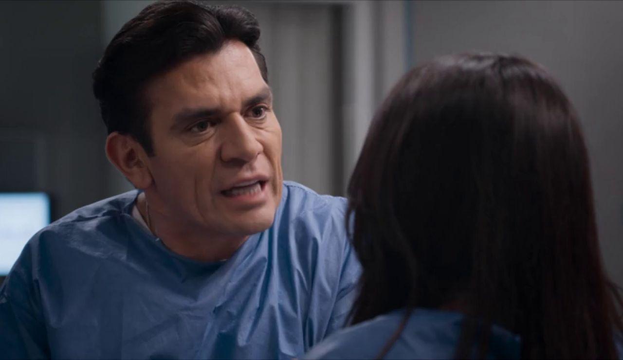 """Los celos de Ernesto salen a la luz: """"No quiero que tengamos contacto con Pedro"""""""