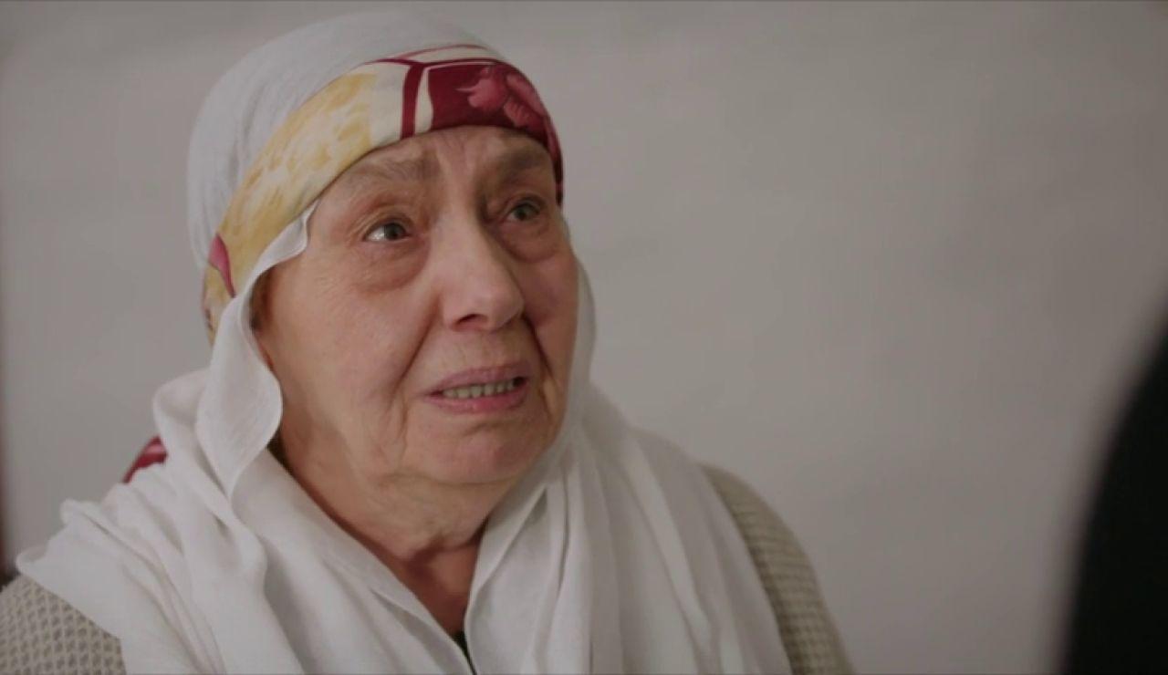 Miran busca respuestas: ¿es realmente esa anciana su abuela?