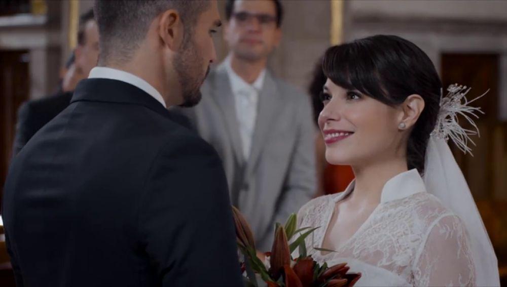 El día de la boda ha llegado: ¿se casará Pedro con Gina?