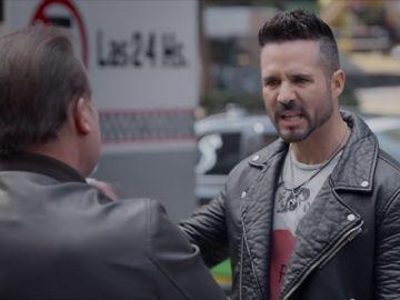 "Pedro se enfrenta a Nelson: ""¿Por qué despediste a mi padre?"""