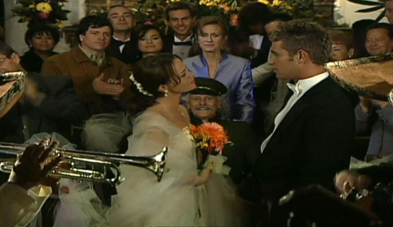 La boda de Sara Elizondo