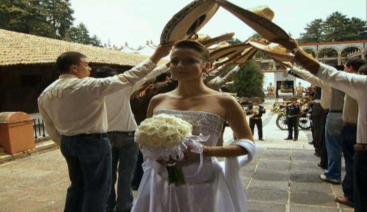 Una boda bajo sombreros