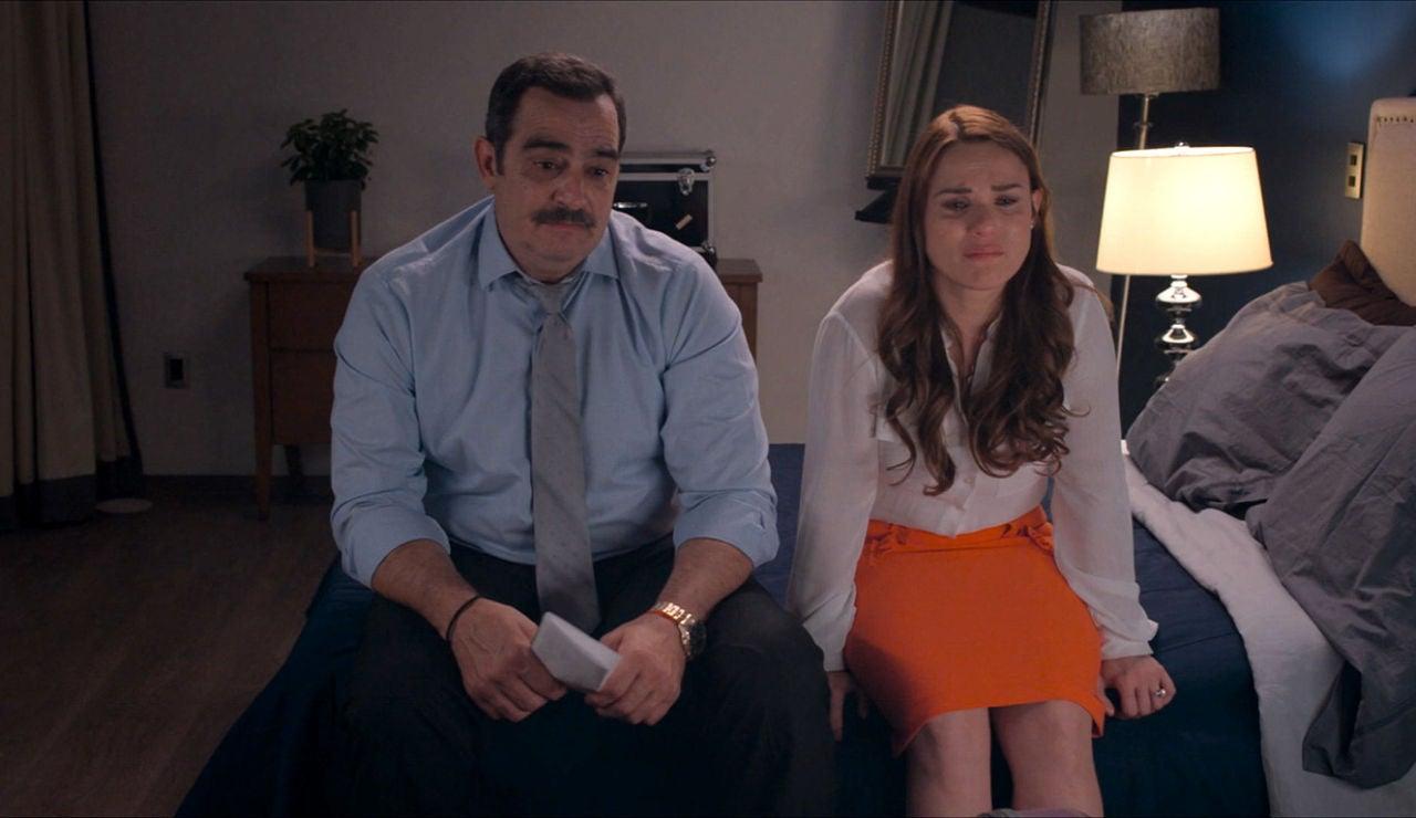 Horacio y Mónica