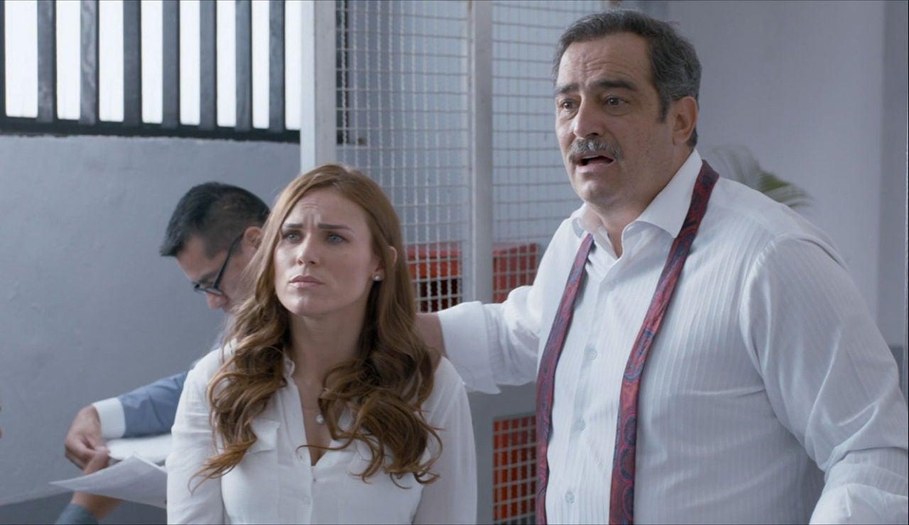 Horacio sale de la cárcel