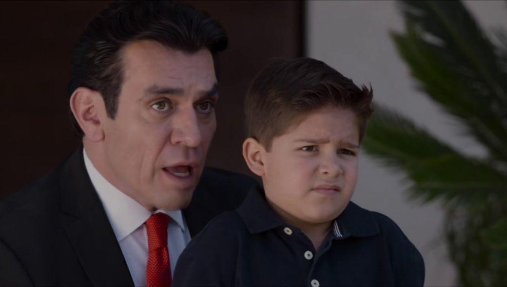 """Ernesto le dice toda la verdad a Nicolás: """"Pedro es tu padre biológico"""""""