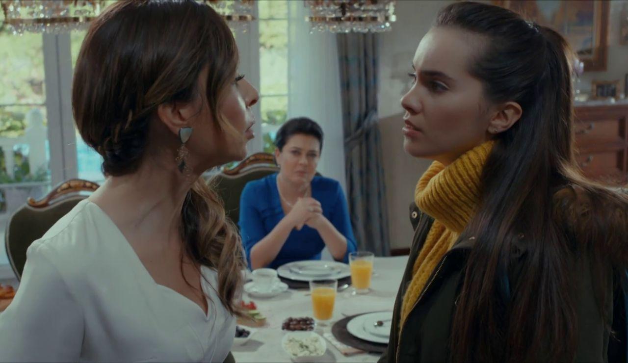 """Cennet se enfrenta a Arzu: """"No volverás a hacerme daño"""""""