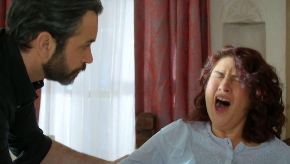 """Handan se pone de parto de forma prematura: """"Algo no va bien"""""""
