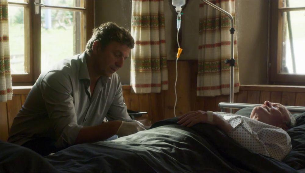 Un paciente despierta tras siete semanas en coma