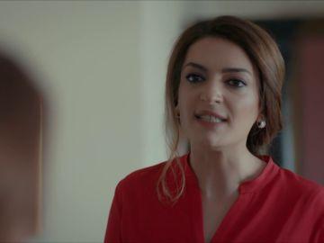 """La madre de Selim amenaza a Sema: """"Enviaré a tu hijo a la cárcel"""""""