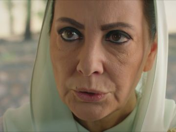 """Azize visita a Aslan: """"He venido a pedirte que te vayas"""""""