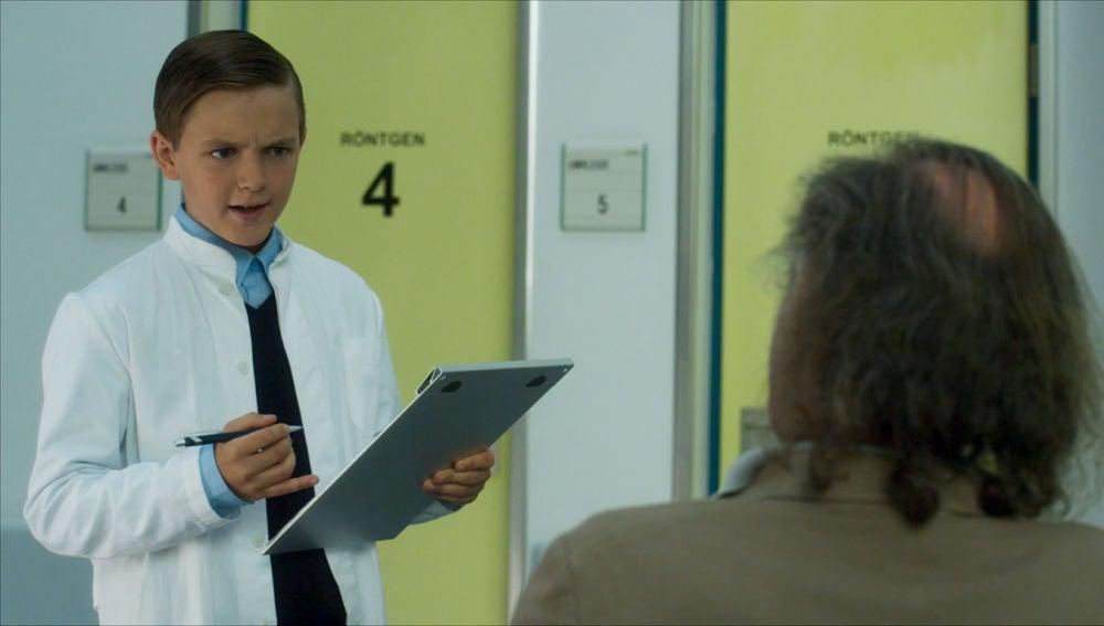 El pequeño doctor