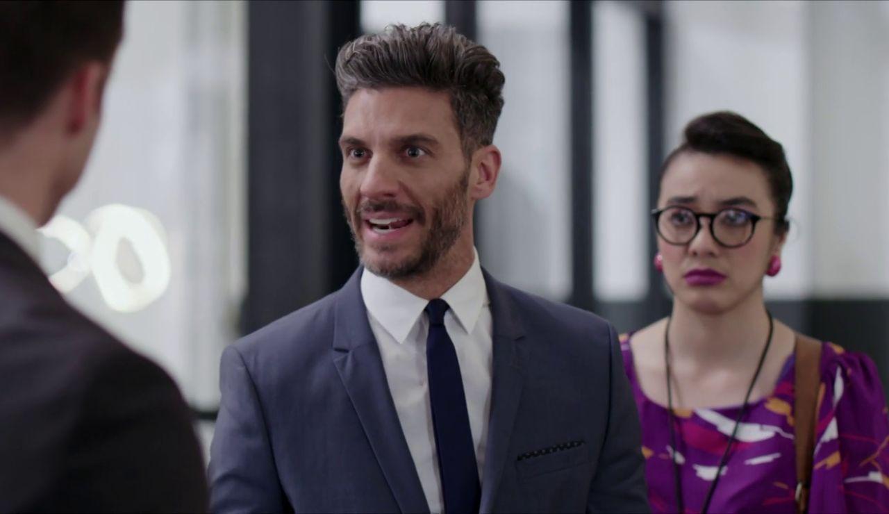 Armando sale en defensa de Betty después de los insultos de Daniel