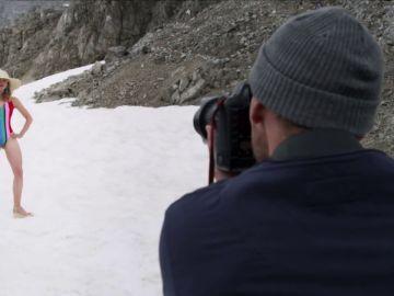 ¿Es buena idea hacer una sesión de fotos en Los Alpes?