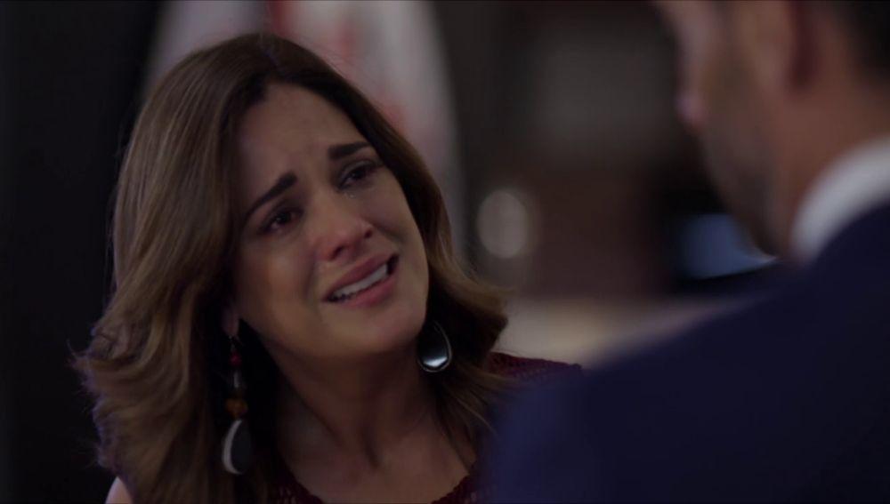 """Marcela, a Armando: """"Decías que me amabas y eres el que más daño me ha hecho"""""""