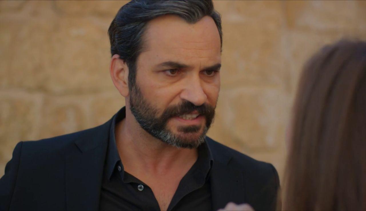 """Cihan se venga de Gonül: """"Irás a ver a tu abuela y le dirás que has matado a Miran"""""""