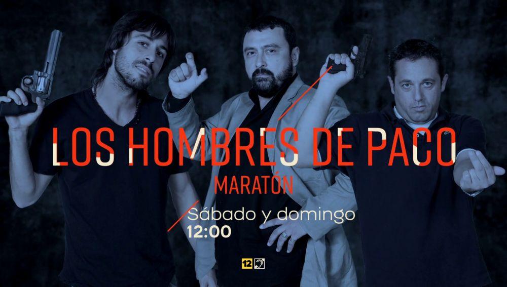 Este fin de semana, maratón de 'Los Hombres de Paco' en Atreseries