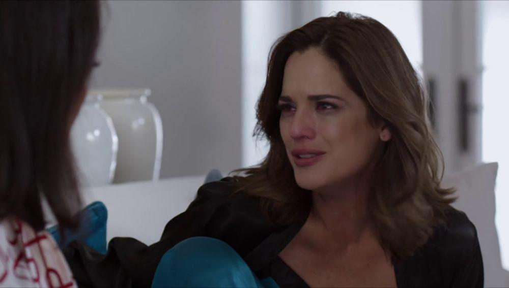"""Marcela llora por Armando: """"Él me dejó por una fea"""""""