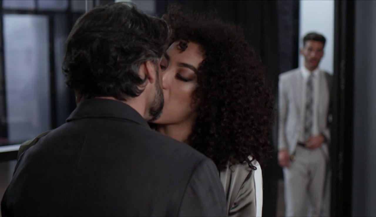 """Betty se decide por Joaquín: """"Quiero estar contigo"""""""