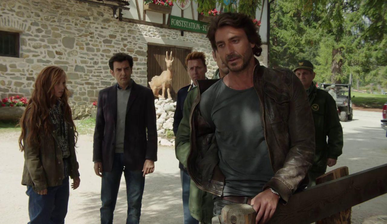 Francesco es detenido en su primer día de trabajo