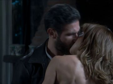 Raquel y Santiago se dejan llevar la pasión