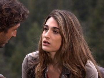 Emma frente a Francesco