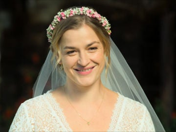 Anne preparada para su boda