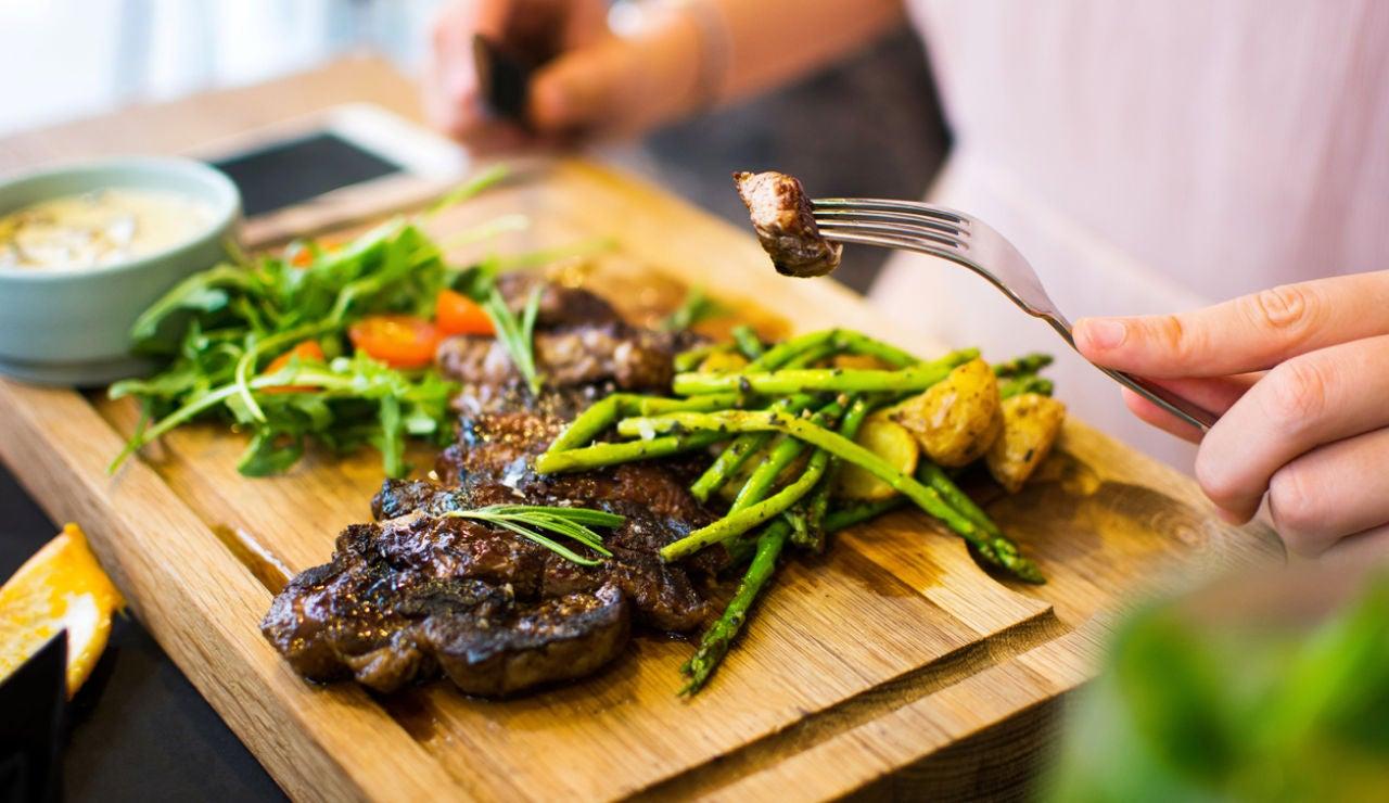 ¿Qué es carne roja y qué no lo es?