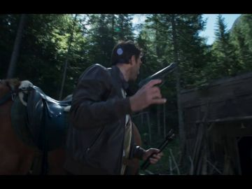 Francesco se enfrenta al secuestrador de Emma