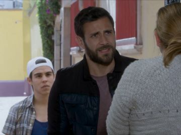 ¿Dónde está Raquel? Santiago le busca desesperadamente