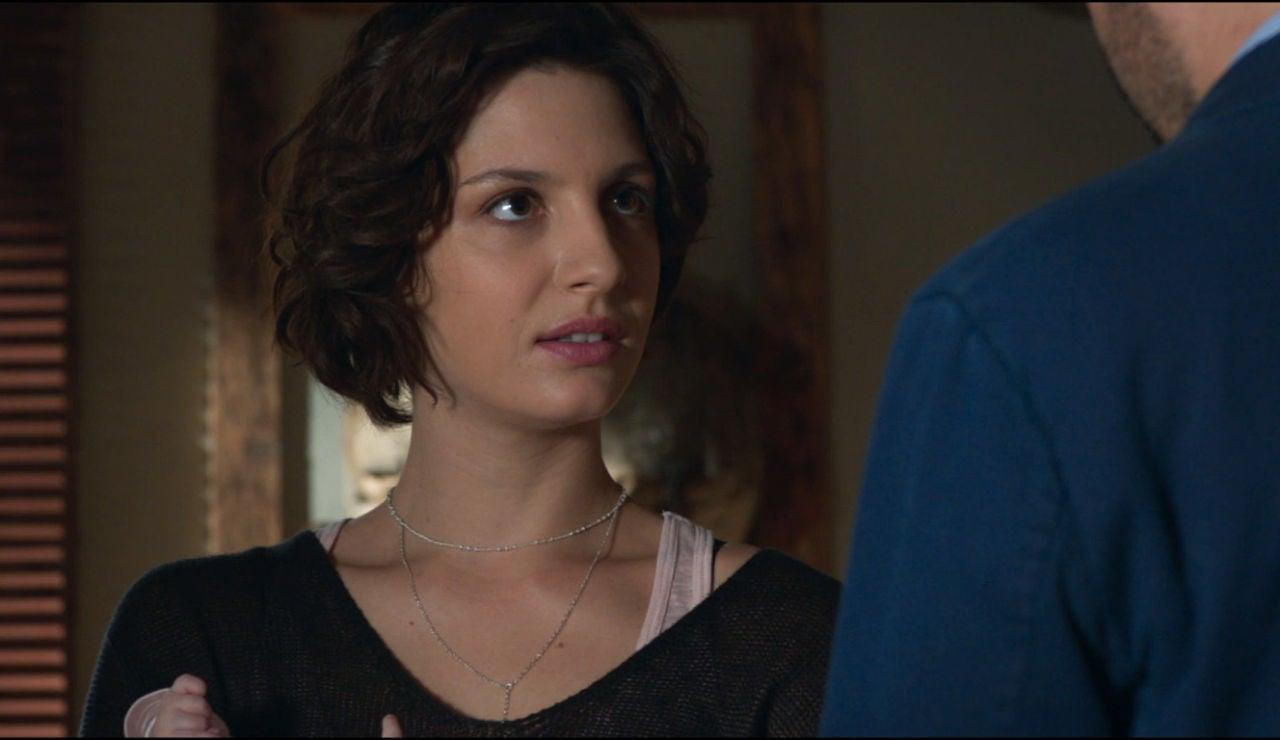 El zasca de Valeria a Vincenzo