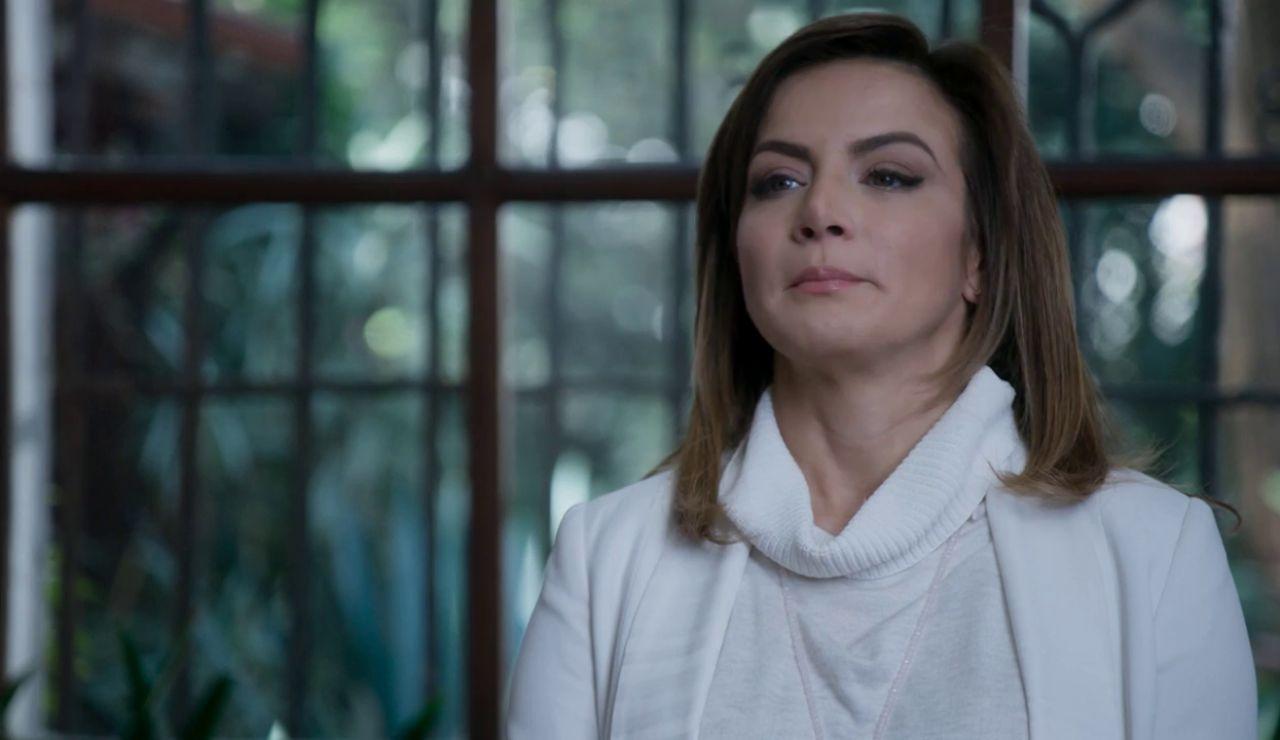 Raquel gana, Miriam ha cedido del todo