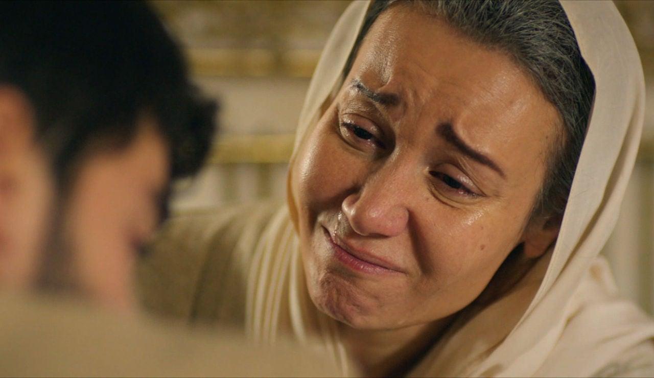 Dilsah, la madre de Miran
