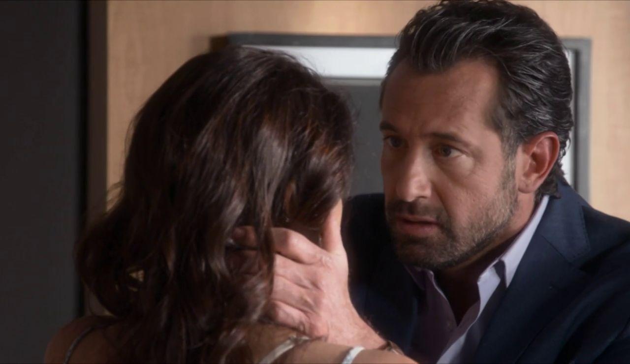 """""""Quiero pasar el resto de mi vida contigo"""": Damián y Carolina planearon su huida"""