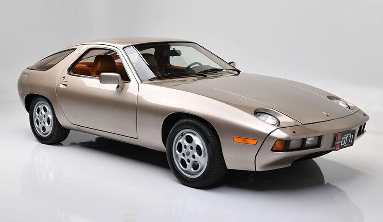 "Porsche 928 protagonista del film ""Risky Business"""