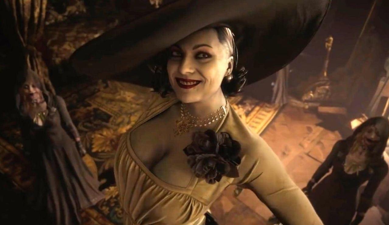 Lady Dimitrescu, una diva virtual entre las chicas altas