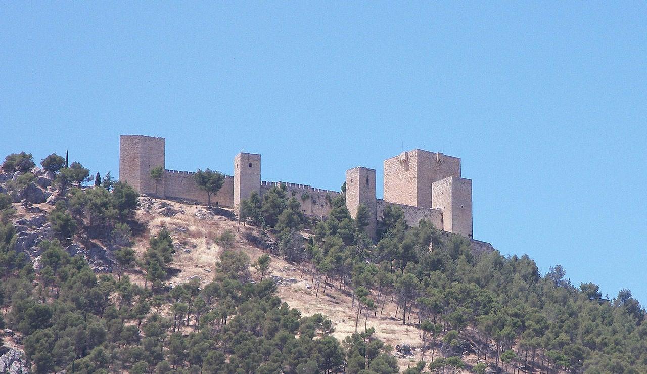 Esta es la leyenda que esconde el Castillo de Santa Catalina de Jaén